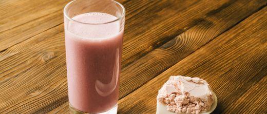 Proteinshake oder Formula-Diät