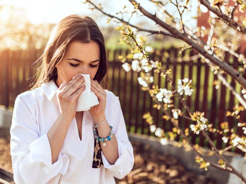 Allergien behandeln