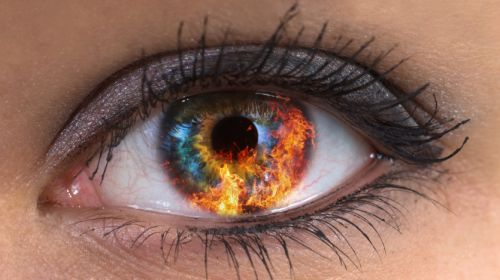 Trockene Augen: Die besten Hausmittel