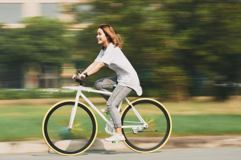 Täglich zur Arbeit radeln: So gesund ist Radfahren