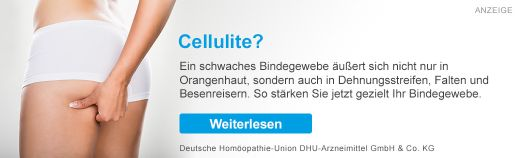 DHU-Cellulite-Anzeige