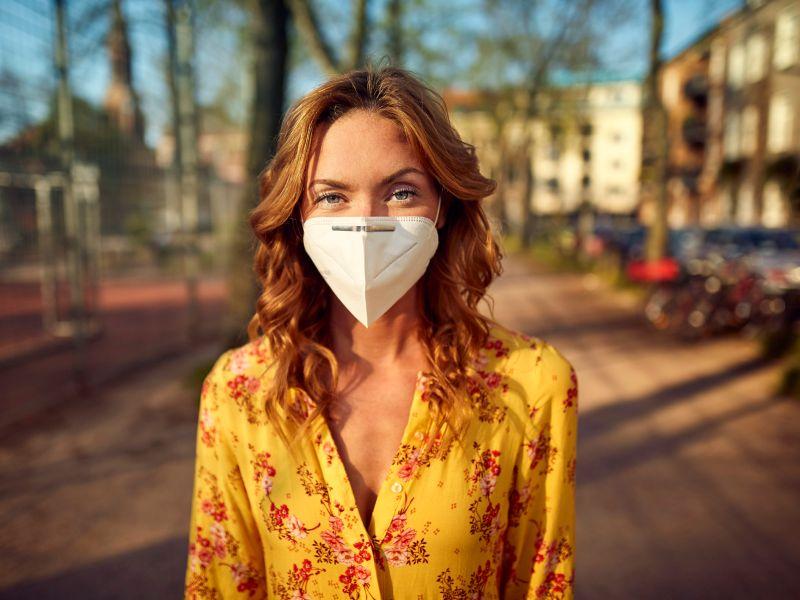 FFP2- und FFP3-Maske
