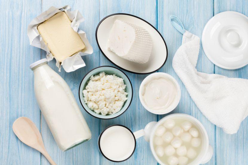 Fette Milch viele Jugendliche