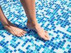 Mit Pilzinfektion baden gehen?