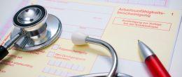 Diagnoseschlüssel nach ICD-10 – was bedeutet die Arbeitsunfähigkeitsbescheinigung?