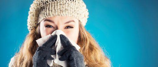 Experten-Tipps gegen Erkältung