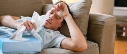 Erkältung: Sieben Anzeichen, wann Sie zu Hause bleiben sollten