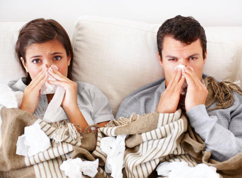 Sex Mit Erkältung