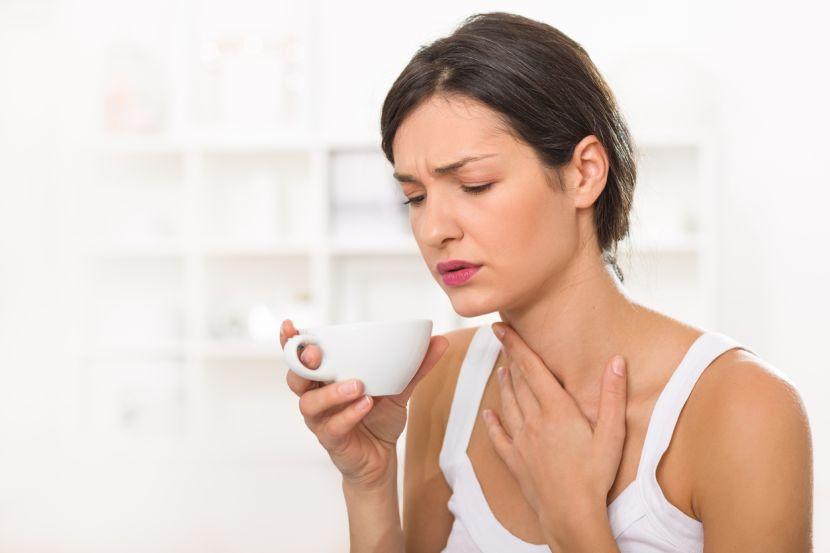 Halsschmerzen Ursachen Hausmittel Gegen Halsweh