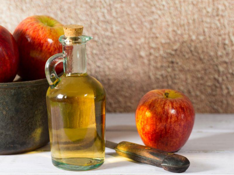 Apfelessig-Diät