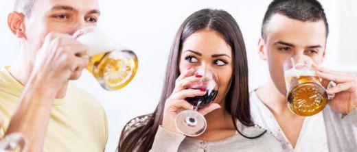 Alkohol-Mythen
