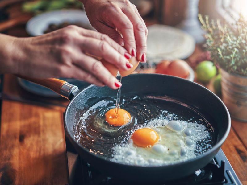 Eier als Superfood?