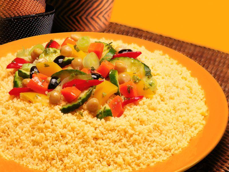 Rezept: Couscous zubereiten