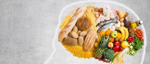 Brainfood Gehirn Lebensmittel