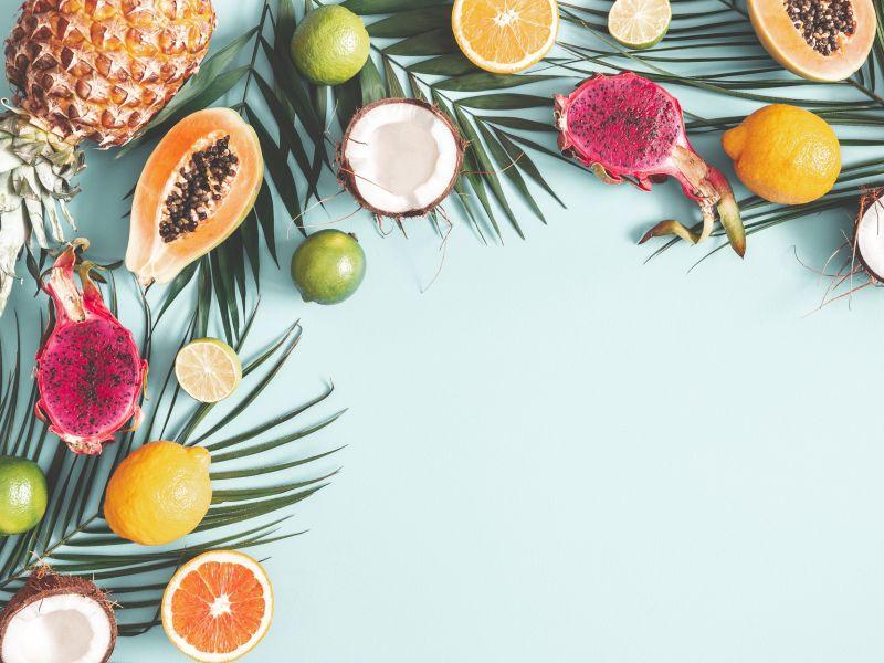 Einige Obstsorten sind tabu