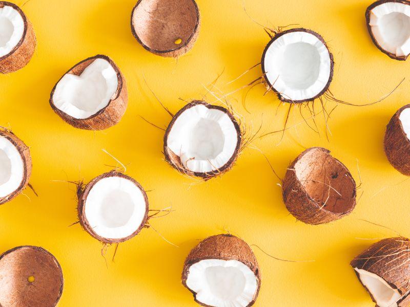 Kokosnuss: Die Selen-Bombe