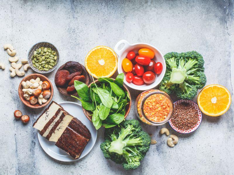 Pflanzliche Lebensmittel als Fleischersatz