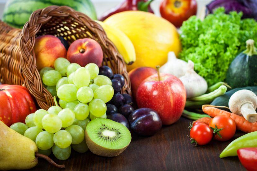 Diäten zum Abnehmen in 1 Woche mit Früchten