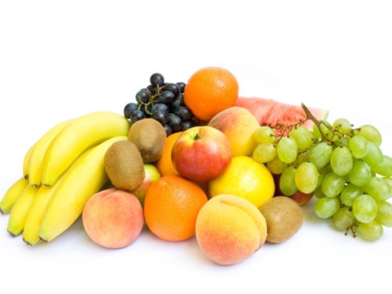 Platz 11: Obst