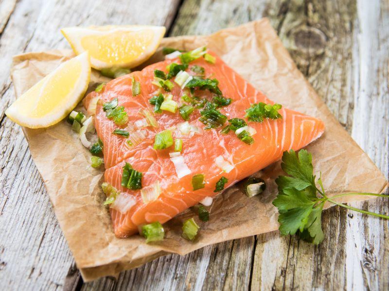 Seefisch gegen Demenz