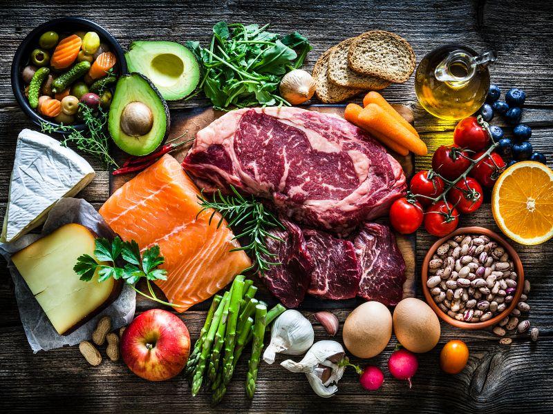 Ernährungsregel 1: Lebensmittelvielfalt nutzen