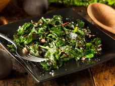 Mangold-Auberginen-Salat
