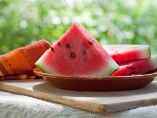 Die besten Lebensmittel bei Hitze