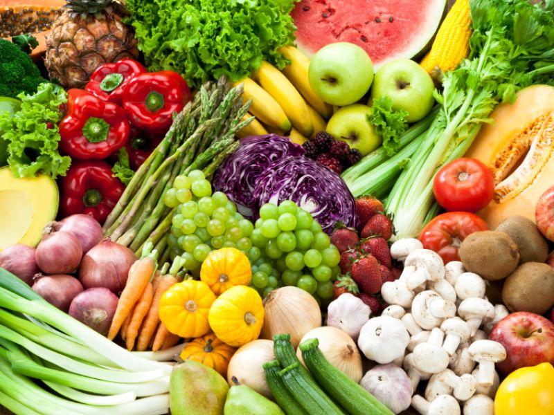 Ernährungsregel 3: Fokus auf Gemüse und Obst