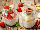 Overnight Oats: Simple Rezepte – vegan, gesund, lecker!