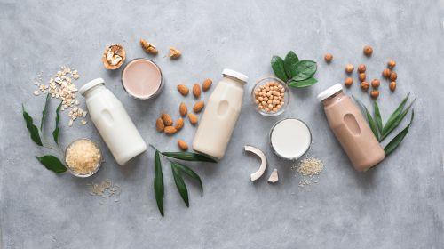 Pflanzlicher Milchersatz: Elf leckere Alternativen für Veganer