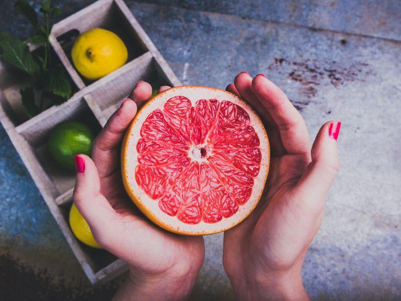 Grapefruit ist natürlicher Appetitzügler