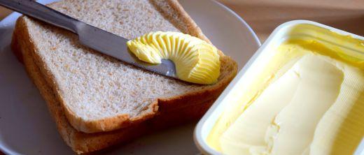 margarine buttergesund