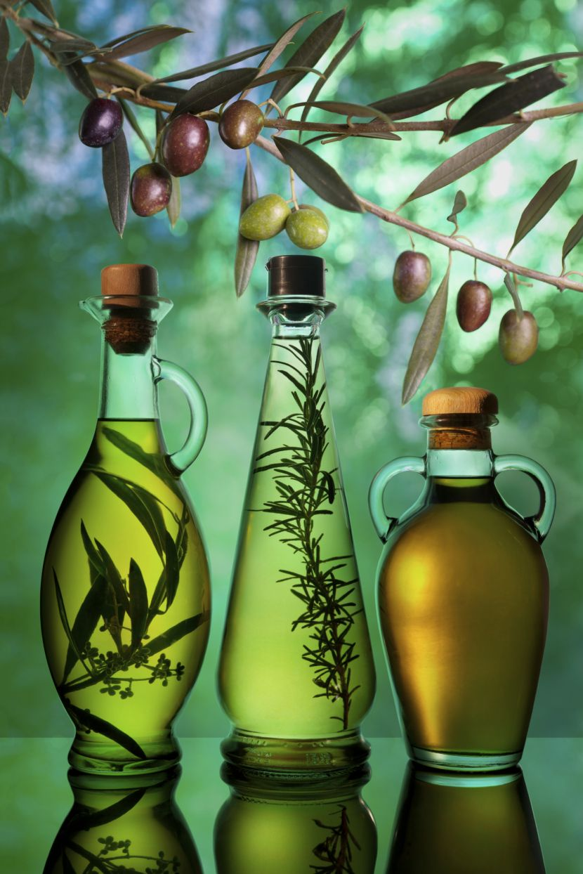 Öl Für Einen Ebenholzfarbenen Körper