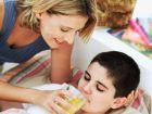 Grippaler Infekt: Bei Mutter und Kind?