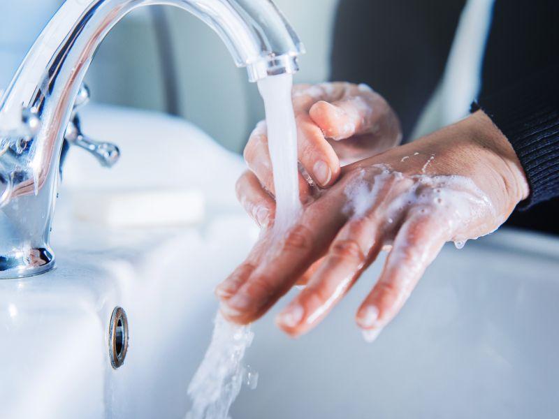 Händewaschen – Hygiene als oberstes Gebot