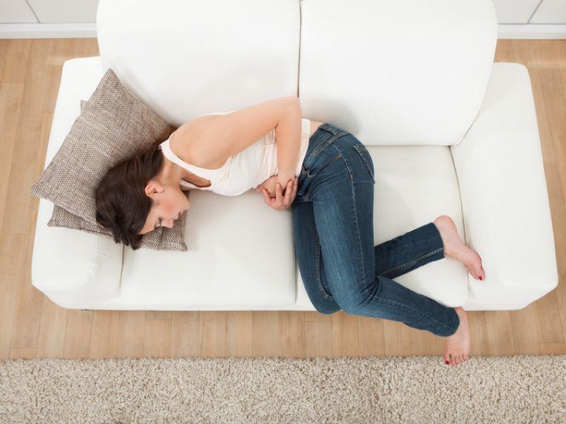 Verdauungsstörungen durch Stress