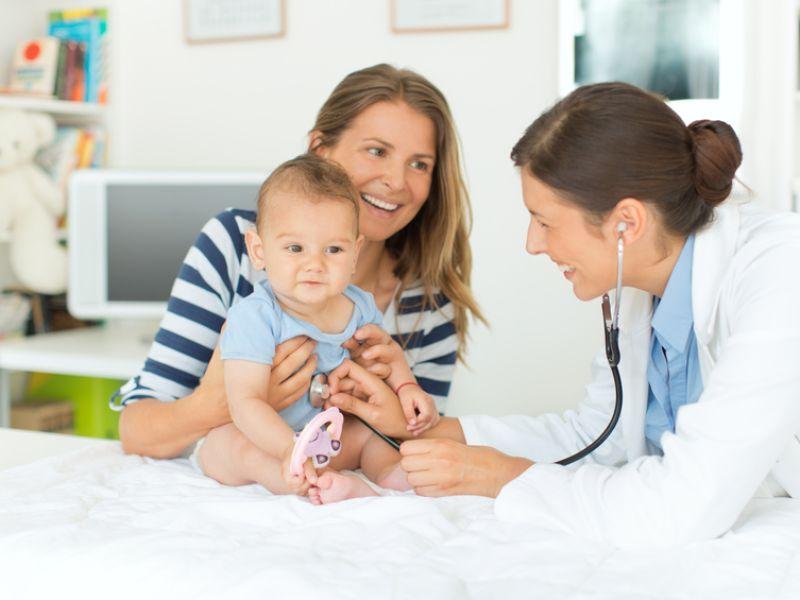 Homöopathie für Kinder und Babys