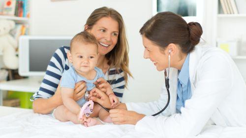 Homöopathische Arzneimittel für kleine Patienten