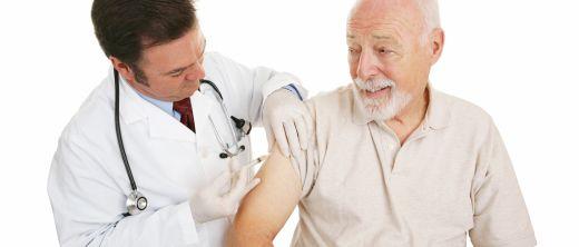 Impfen - auch ab 60 Jahren gut geschützt bleiben