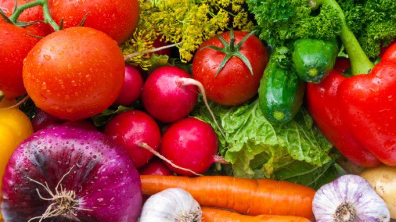 Platz 9: Gemüse