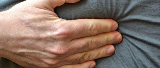 Schmerzen im Unterbauch bei Blinddarmentzündung