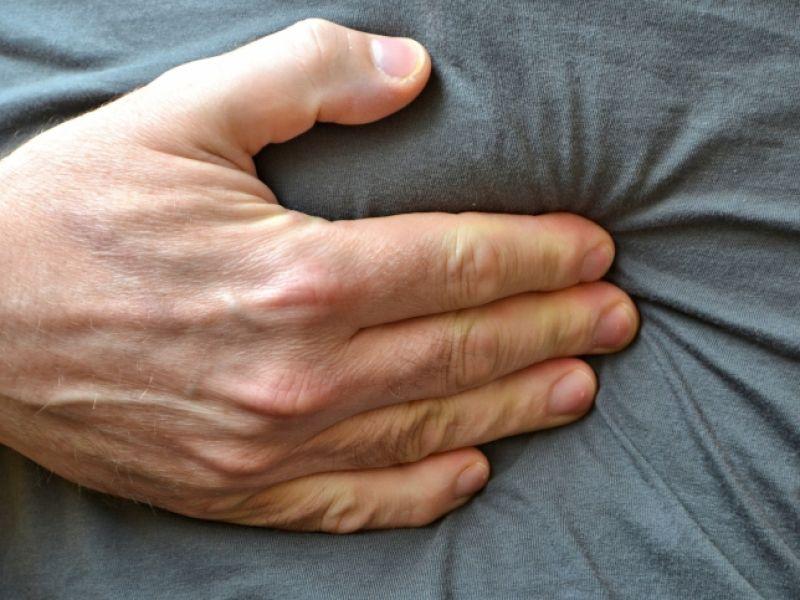 Typisch: Schmerzen im rechten Unterbauch
