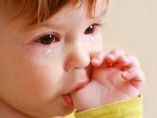 bindehautentzündung bei baby oder kleinkind