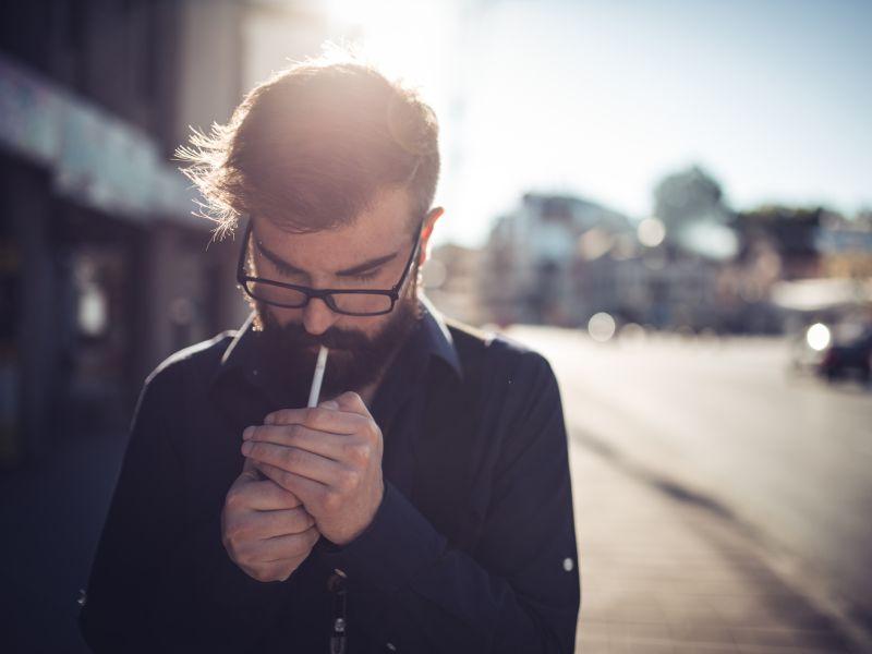 Raucher haben höheres Risiko bei Covid-19