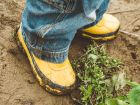 Gift in Kindersachen: Schuhe besonders stark belastet