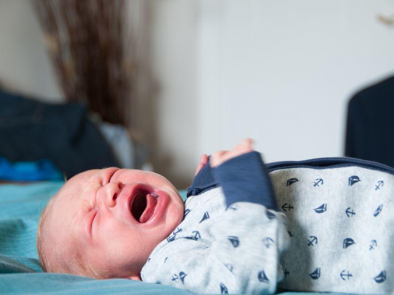 Häufiger Schreibabies unter Kindern mit ADHS