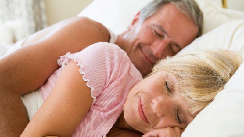 Für ausreichend Schlaf sorgen