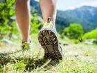 Diabetiker nur in festen Schuhen gut unterwegs