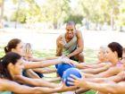 Trendsportarten von Aerial-Yoga bis Zumba
