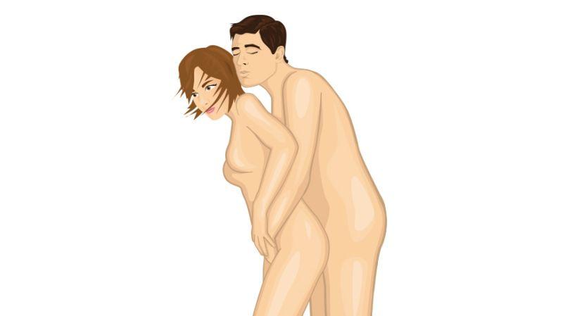 kostenlos auf ihrem rucken sex